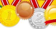 メダル素材